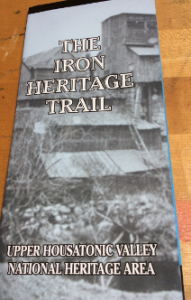 Iron Heritage Trail brochure