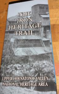 Iron Heritage Trail brochure