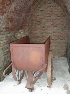 charcoal cart