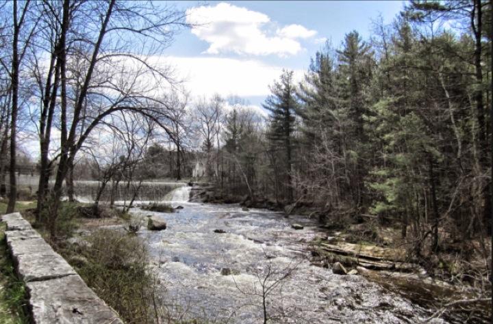 Blackberry River at Beckley